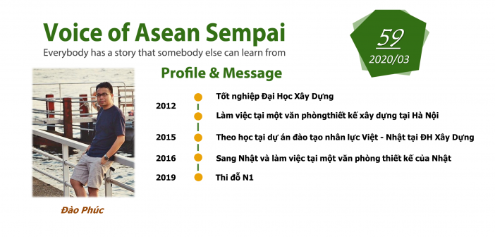 Voice of Asean Sempai (Vol 59)