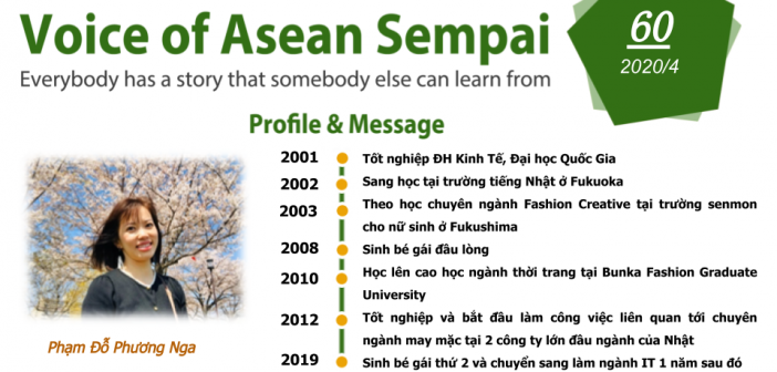 Voice of Asean Sempai  (Vol 60)
